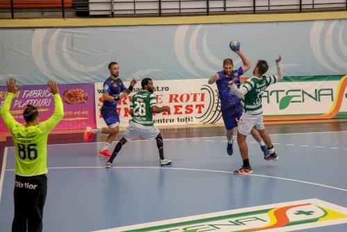 HCDS Constanța vs Sporting Lisabona ~ Foto: FocusActual.ro