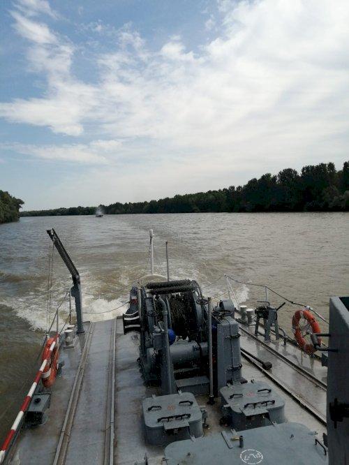 Instrucția marinarilor militari pe Dunăre