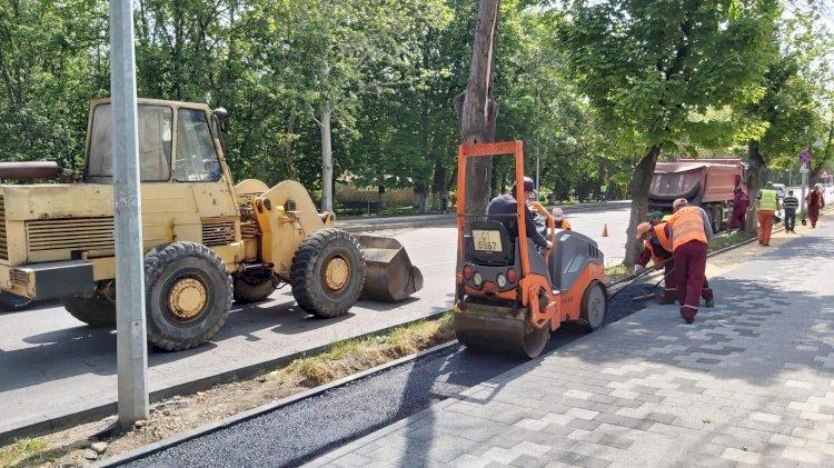 Primăria Municipiului Constanța continuă investițiile în trama stradală