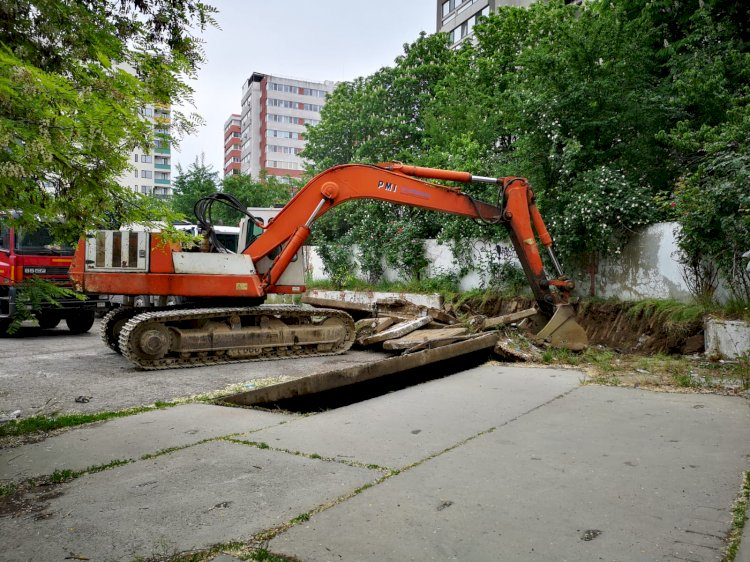 Autorizație ABUZIVĂ de demolare a stadionului Metalul Constanța