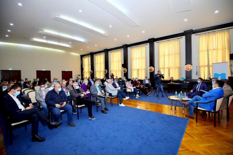 Întâlnire de lucru cu investitorii de pe litoralul Mării Negre