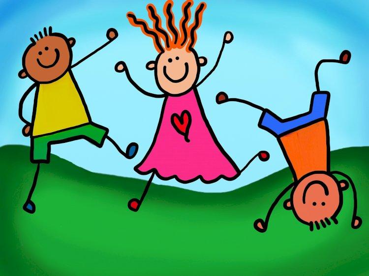 Astăzi 1 Iunie 2020 de ziua copiilor