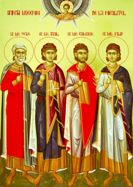 Sărbători importante în Arhiepiscopia Tomisului