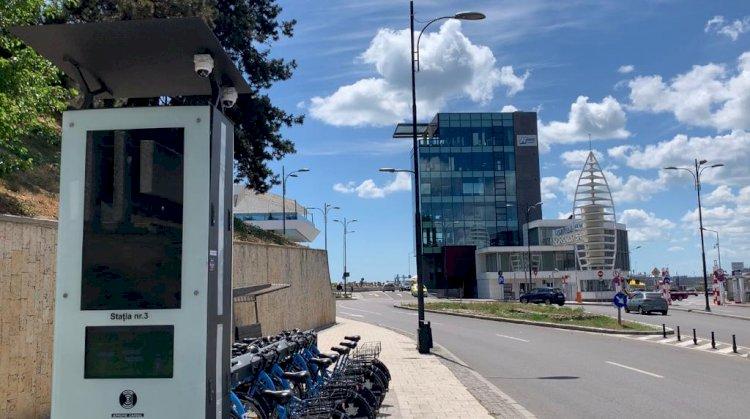 Noi camere de supraveghere în Municipiul Constanța