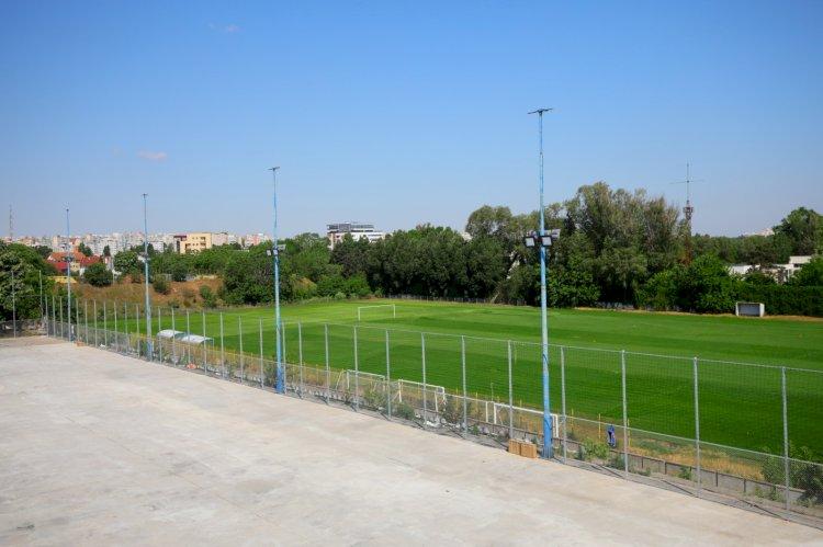 Lucrările continuă pe stadionul din Constanța!