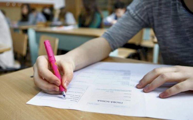 Peste 5.000 de elevi constănțeni susțin simularea evaluării naționale