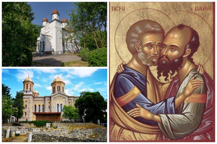 Sărbătoarea Sf. Apostoli Petru și Pavel în Arhiepiscopia Tomisului