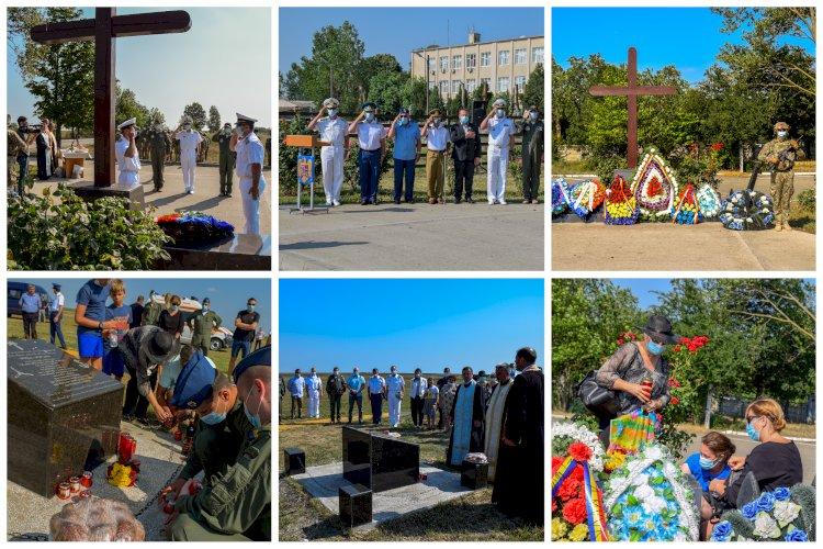 S-au împlinit zece ani de la tragedia aviatică de la Tuzla