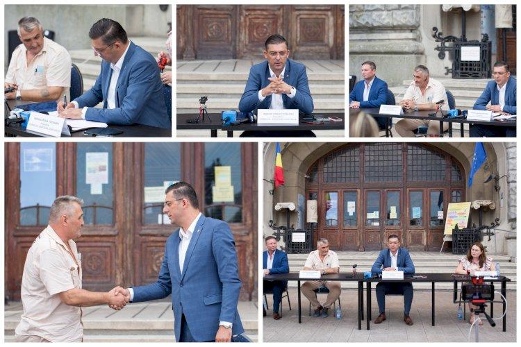 A fost semnat contractul aferent proiectului Reabilitarea Muzeului de Istorie Națională și Arheologie Constanța