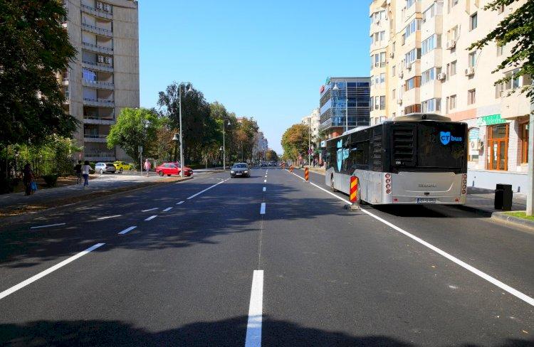Modificări importante în circulația rutieră pe bulevardul Tomis din Constanța!