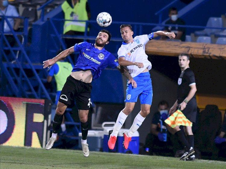 Liga 1, etapa 3: FC Viitorul Constanța - Universitatea Craiova 1-4