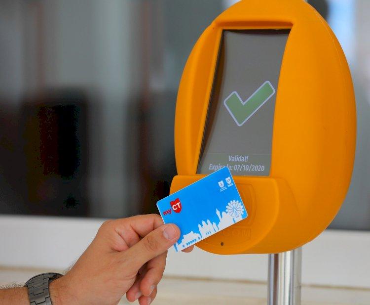Constanța SMART:  orice călătorie cu autobuzele CT BUS va putea fi achitată printr-un card contactless.