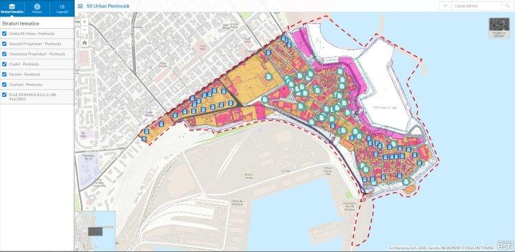 Aplicație Urbanism