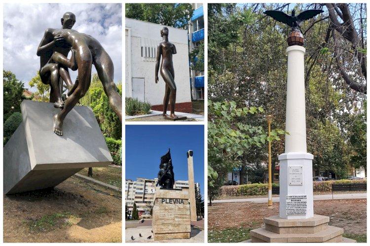 Recondiționarea statuilor și monumentelor din Constanța, la final