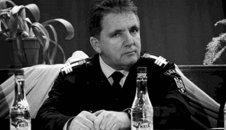 ISU Dobrogea: Comandantul nostru, colonel Popa Daniel Gheorghe, a plecat să fie comandantul batalionului de pompieri din cer!
