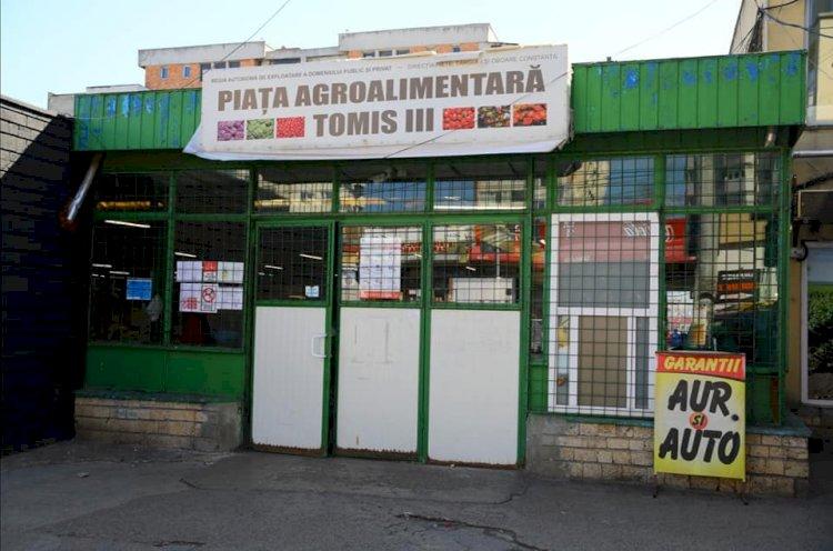 De luni, se închid piețele agroalimentare din orașul Constanța
