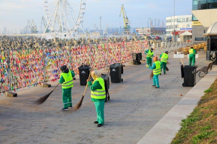 Mobilizare exemplară în prima zi de curățenie generală. Străzile Constanței sunt igienizate