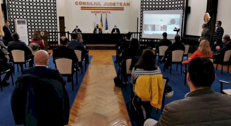 Consiliul Local al municipiului Constanţa, convocat în ședință extraordinară