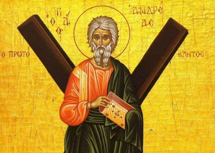 Românii sărbătoresc ziua Sfântului Andrei, considerat sfântul ocrotitor al României