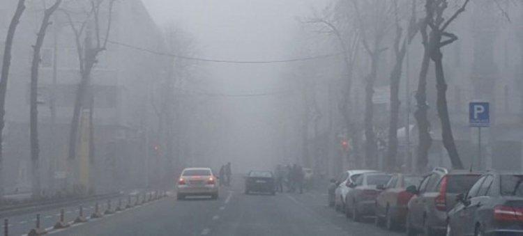 ANM a prelungit Codul galben de ceaţă densă în Constanța și Tulcea