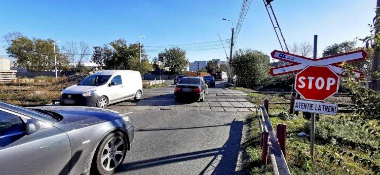 Se modernizează pasajul rutier de pe strada Nicolae Filimon