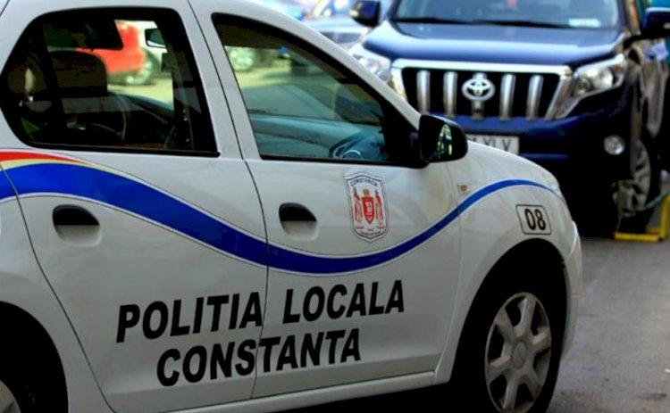 Tânăr din Constanţa, convins de polițiști să nu se arunce de pe un bloc din municipiul Constanţa