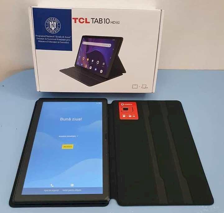A sosit prima serie de tablete destinate elevilor din unitățile de învățământ constănțene