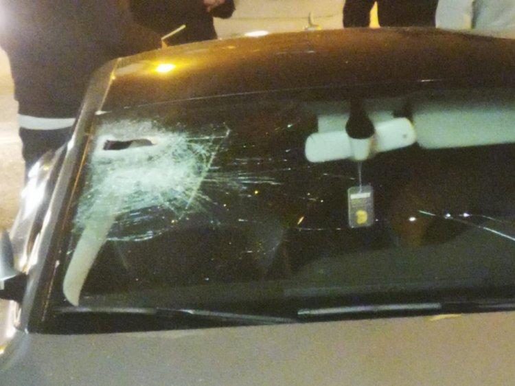 FOTO Scandal în trafic în Constanța