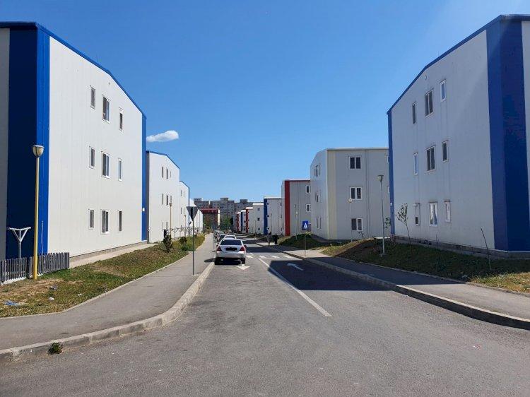 Campusul social Henri Coandă va fi supravegheat video: În perimetrul campusului se produc fapte antisociale