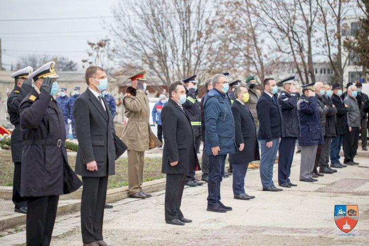 Lupu: Au plătit prețul suprem! S-au sacrificat ca România să înceapă drumul către democrație