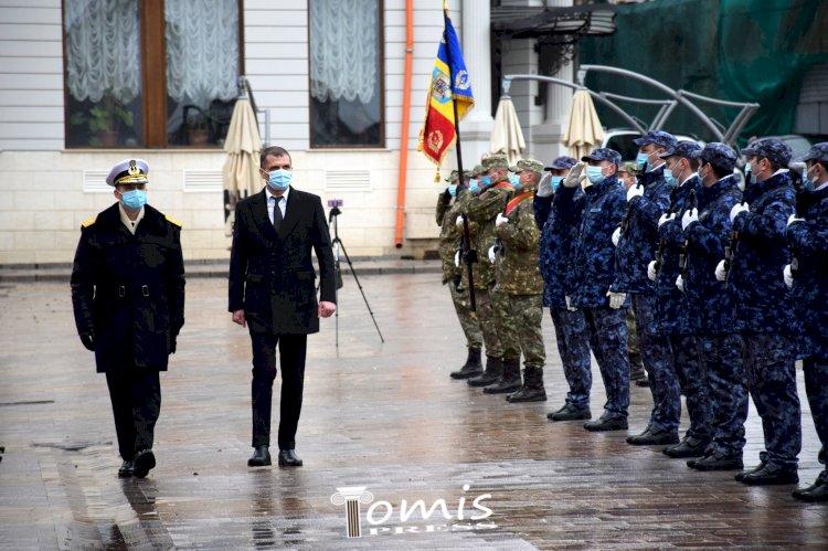 Ziua Unirii Principatelor Române, marcată la Constanța