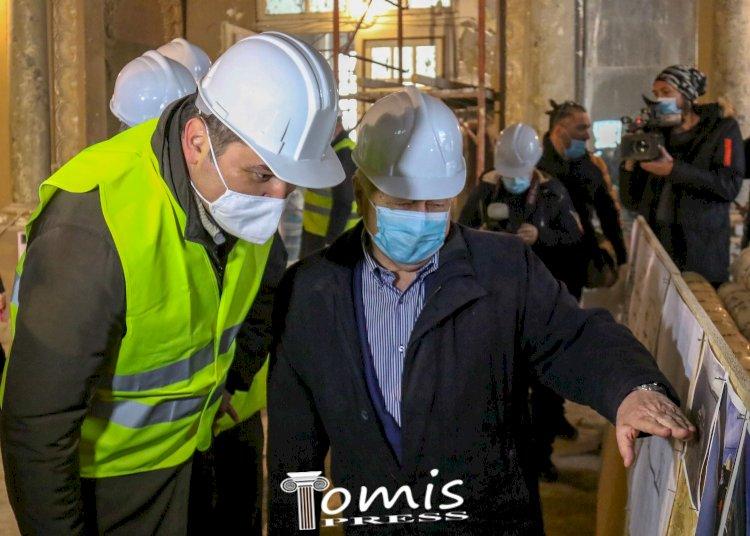 Ministrul Dezvoltării, Cseke Attila, în vizită la Cazinoul din Constanţa