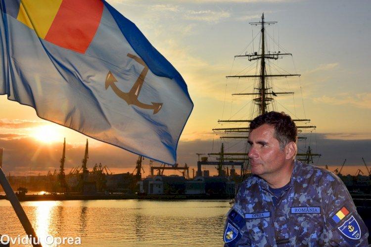 Expoziția Flota Maritimă a României văzută prin ochii fotografului militar Ovidiu Oprea