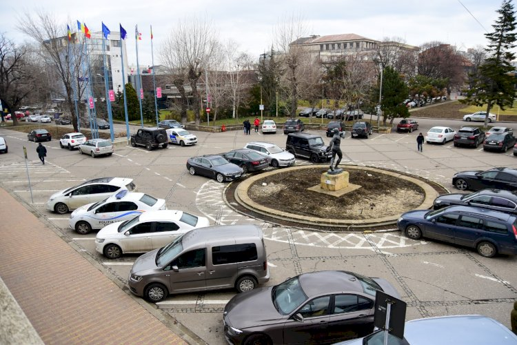 Cât vor costa locurile de parcare din Constanța