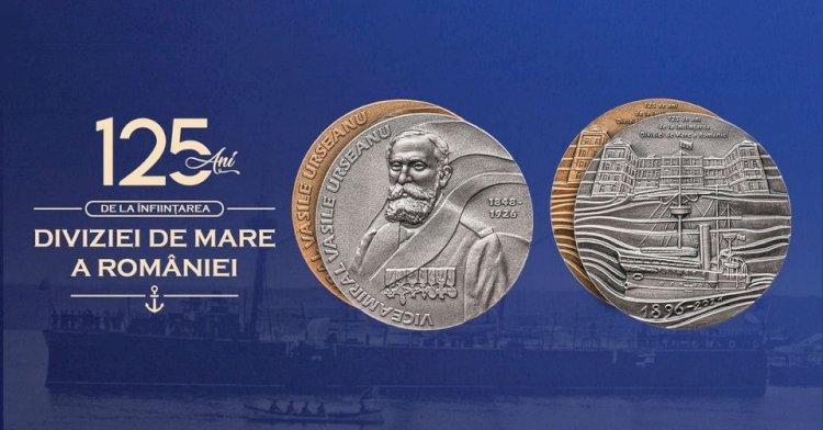 Cea mai complexă structură a Forțelor Navale Române împlinește 125 de ani