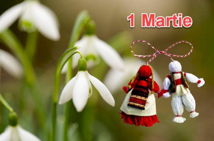 1 MARTIE. Tradiții și obiceiuri de MĂRȚIȘOR