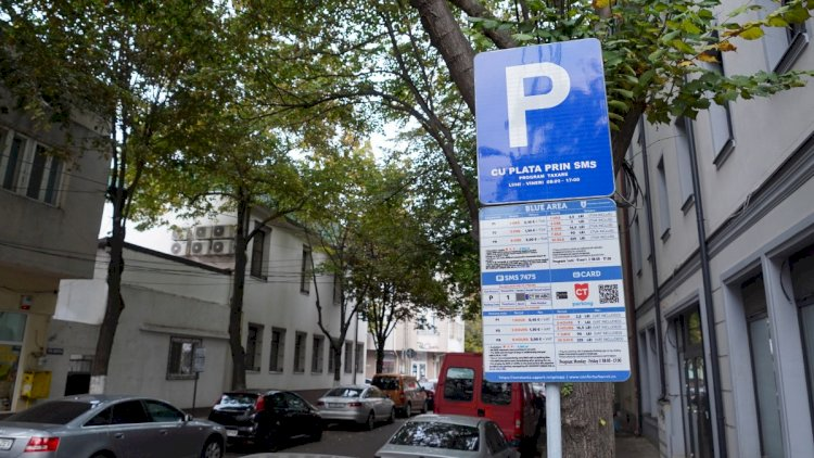 Primarul Vergil Chițac mai reduce din tarifele propuse pentru parcare