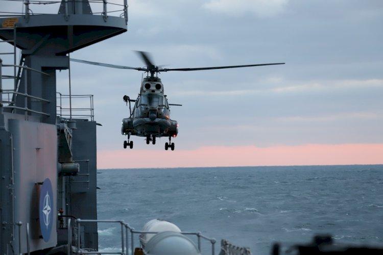 Continuă misiunea de căutare a persoanelor dispărute în Marea Neagră