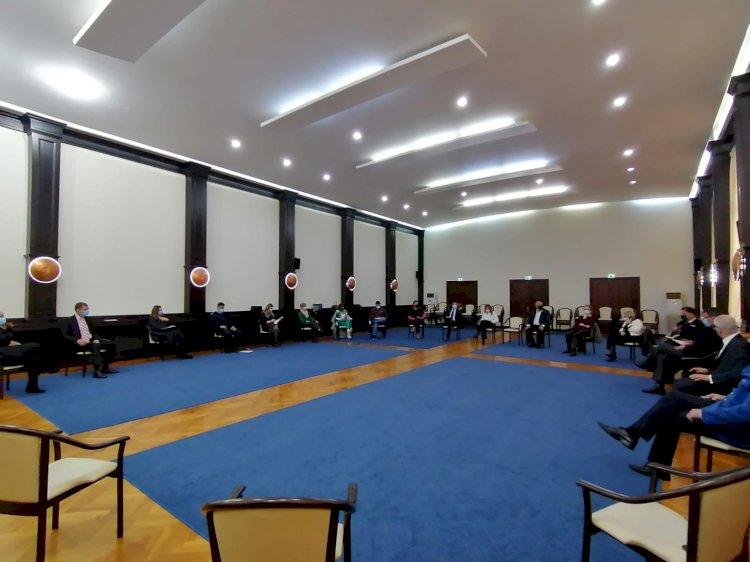 Asociația Patronală RESTO Constanța, întâlnire oficială cu prefectul Silviu Coșa