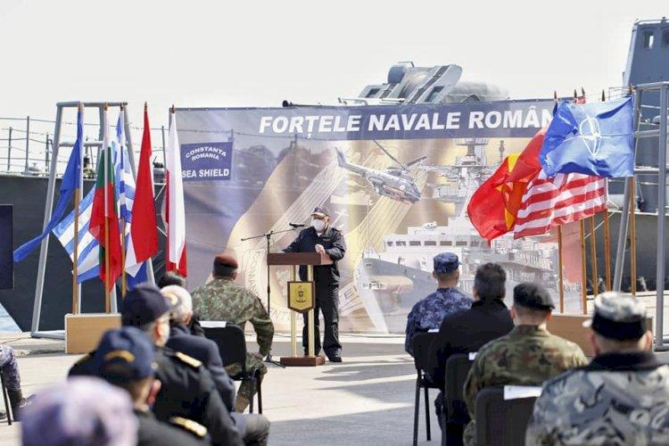 Exercițiu NATO de amploare, în Marea Neagră organizat de Forțele Navale Române