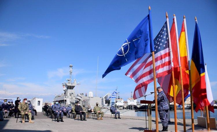 Deschiderea oficială a Exercițiului multinațional Sea Shield 21
