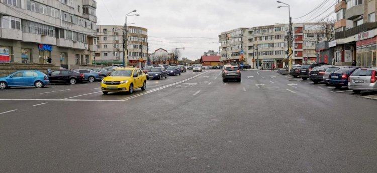 Traficul rutier va fi resistematizat pe străzile Nicolae Iorga, Ion Rațiu și Poporului