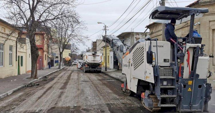 Atenție, șoferi! Restricții totale de trafic rutier pe străzile Constantin Brătescu și Griviței