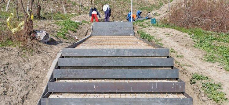 Accesul către plaja Modern se va realiza în deplină siguranță