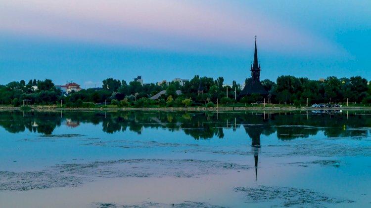 Lacul Tăbăcăriei ar putea intra în administrarea Primăriei Constanța