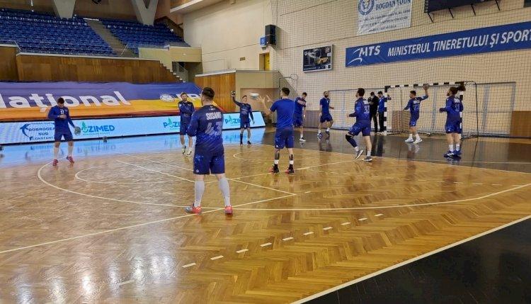 HC Dobrogea Sud, învinsă cu scorul de 31-25 de Minaur Baia Mare, în Liga Naţională