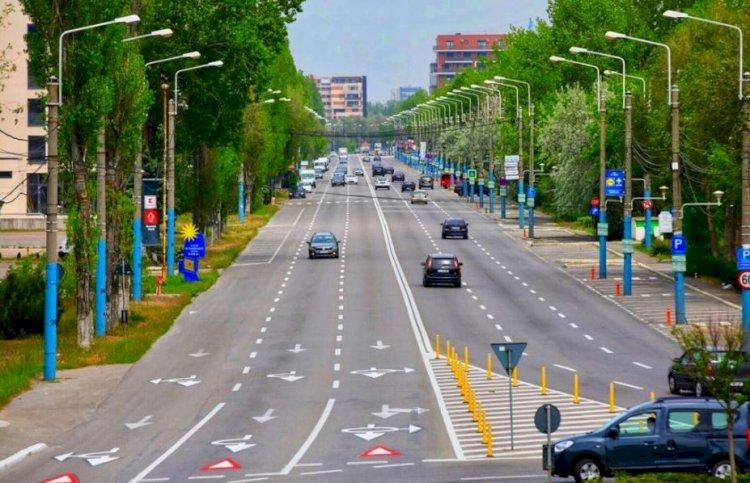 Se modifică traficul rutier din stațiunea Mamaia