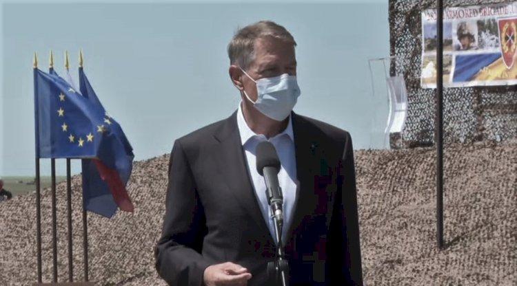 Iohannis: Ne pregătim pentru apărare pe Flancul Estic al NATO