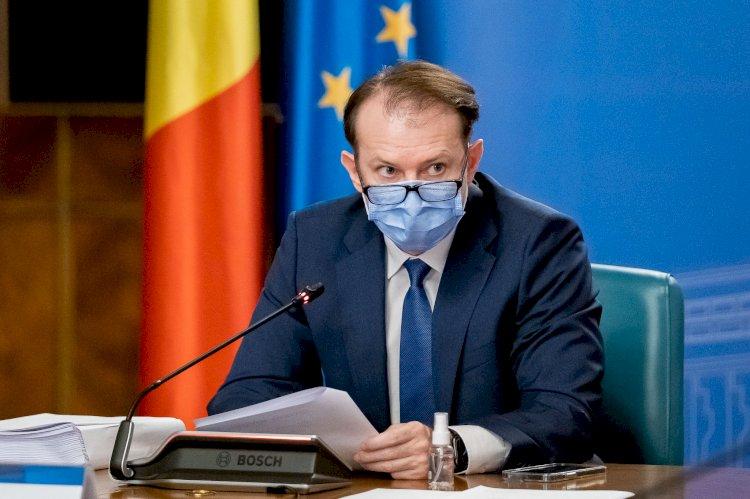 Cîţu: România va depune la Bruxelles un PNRR cu suma de 29,2 miliarde de euro