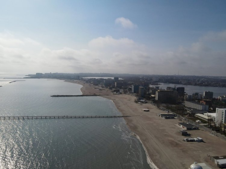 ANAT: Plajele din Mamaia şi Năvodari sunt gata; este o crimă să nu le deschidem în iunie